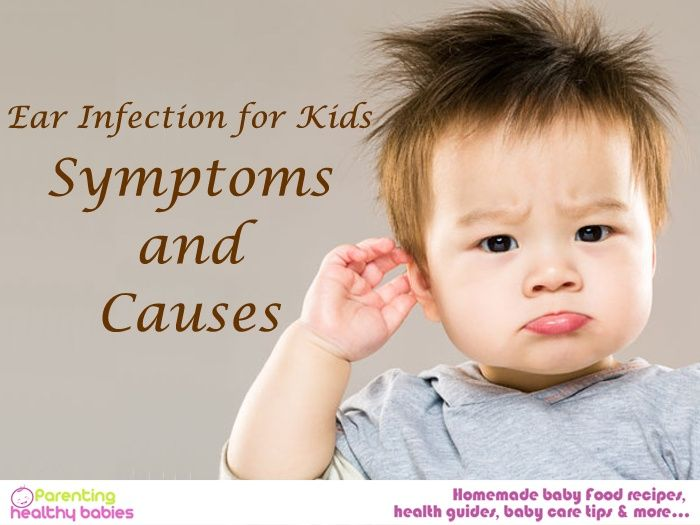 Ear Infection For Kids Symptoms And Causes Sinusitis Ear Infection Remedy Ear Infection