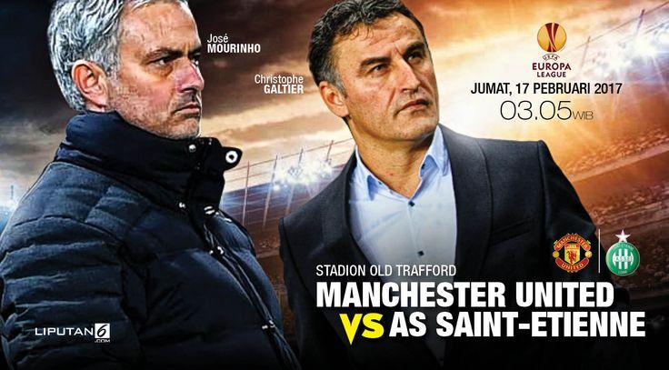 Manchester United vs AS Saint-Étienne