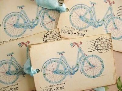 aqua bicycle cards @Kelly Teske Goldsworthy Swaringen Smelser love these?! me too!