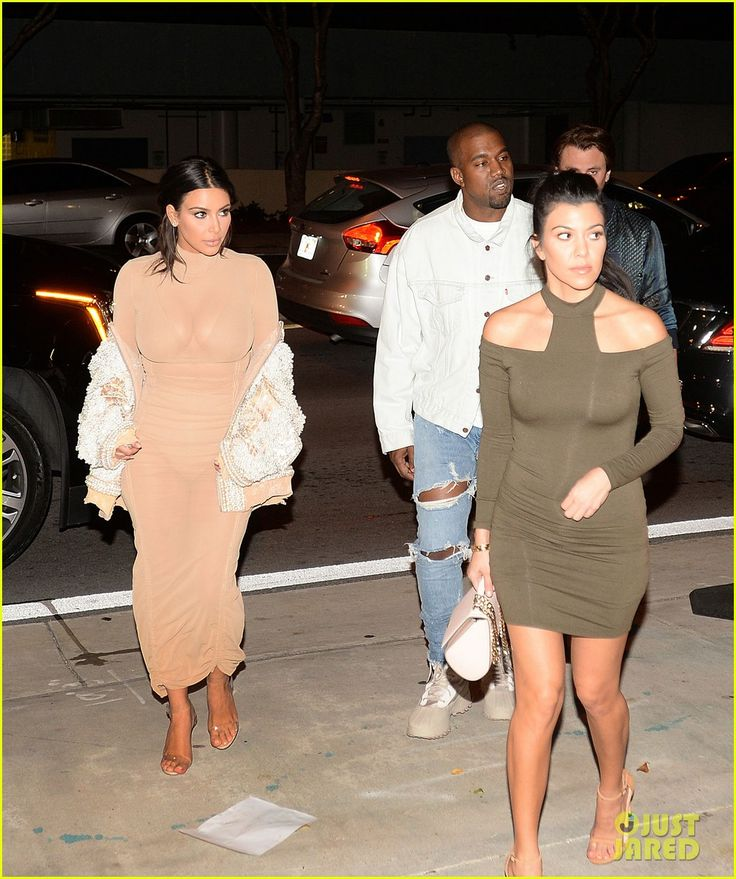 Kim Kardashian Explains Her Awkward Moment with Prince: Photo #3638338. Kim Kardashian, her husband Kanye West, and her sister Kourtney step out to attend a dinner party on Friday night (April 22) in Miami, Fla.    The 38-year-old rapper…