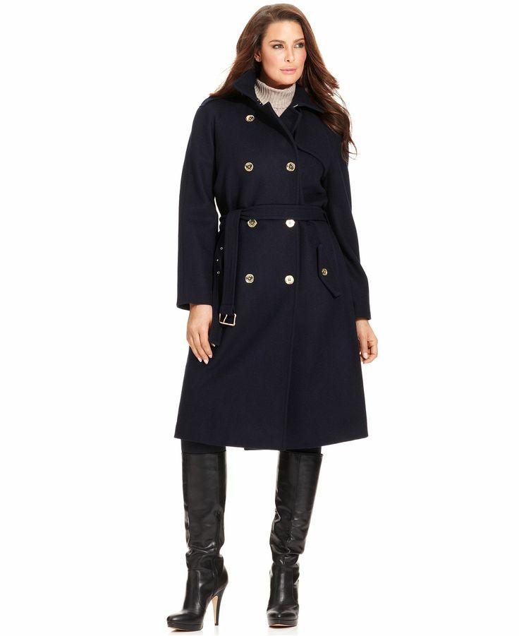 Plus dress coat name