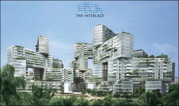 The Interlace -  Overview