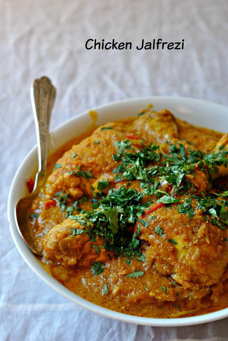 Chicken Jalfrezi 1