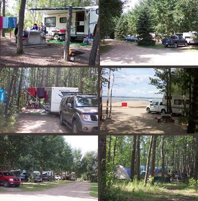 Ol MacDonald Campgrounds, RV Parks, Tenting