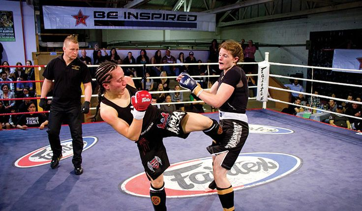 Womans MMA