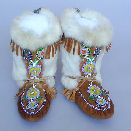 Judy Kavanagh's Mukluk Collection