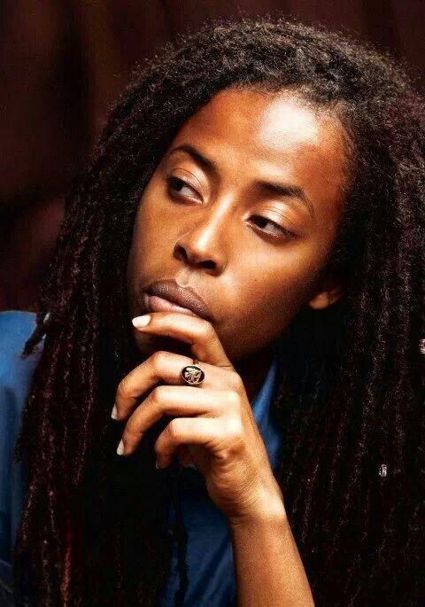 Bob Marley's grand daughter