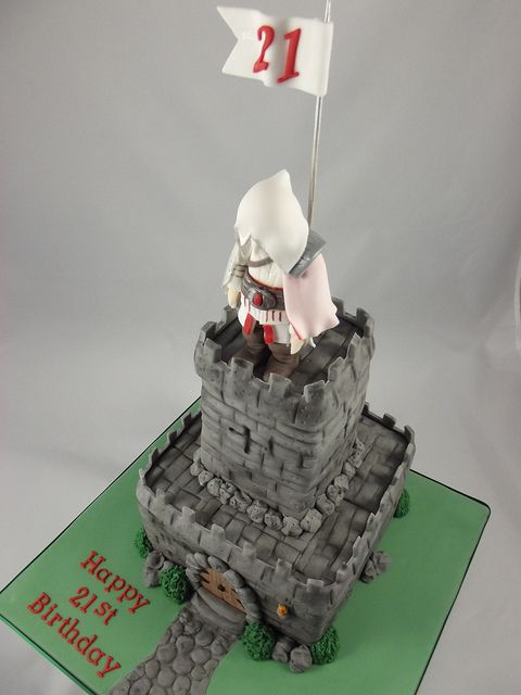 Cake Design Assassin S Creed : assassins creed birthday cake Recent Photos The Commons ...