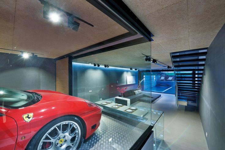 Zet de auto maar in de woonkamer | Auto in je huis | Wonen voor Mannen