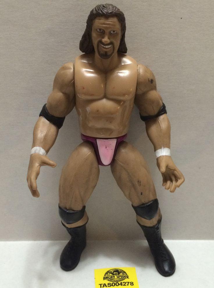 (TAS004278) - WWF WWE WCW LJN Titan Jakks Wrestling - Val Venis