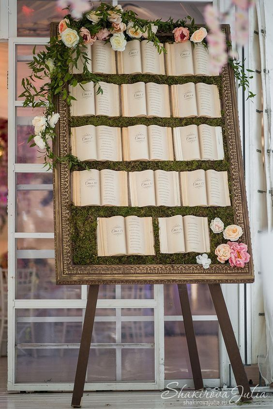 A Book Loving Couple's Dream: 33 Inspirational Photos for a Literary Wedding…