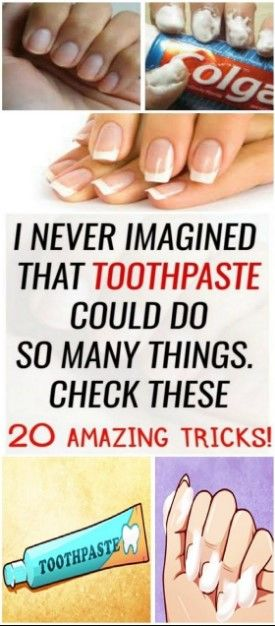 I NEVER IMAGINED THAT TOOTHPASTE COULD DO SO MANY …