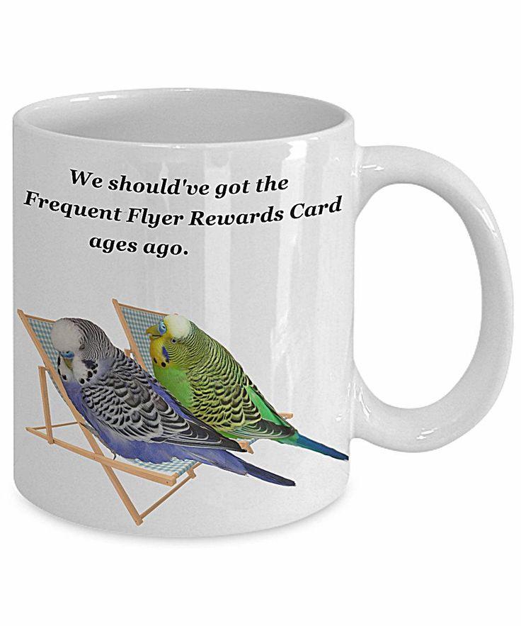 Budgie Print, Meme Mug, Budgie Mug, Bird Gifts, Funny Mug, Bird Print, Meme Gifts, Parakeet Mug,  White Ceramic, Kitchen Decor, Double-Sided by PortunaghDesign on Etsy