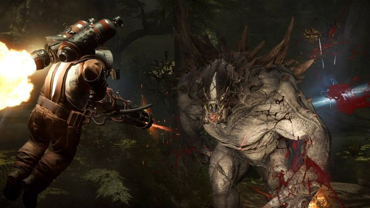 Xbox One Evolve: Big Alpha Impressions