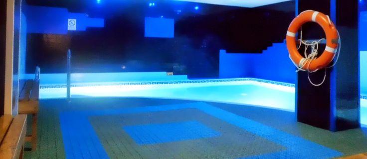 Piscina climatizada Hotel Hacienda Puerta del Sol (Mijas, Málaga)