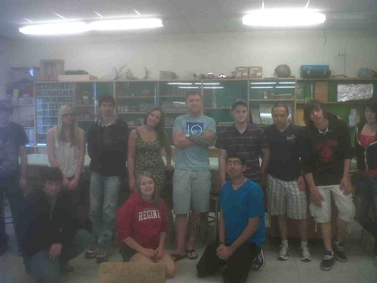 Balfour Collegiate Years '12