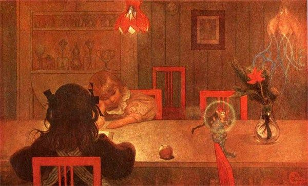 Fairy Tales     Carl Larsson
