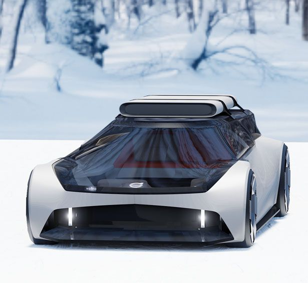 Volvo Lådan A K A The Box Was Inspired By The Iconic Volvo Wagons Volvo Wagon Volvo Wagons
