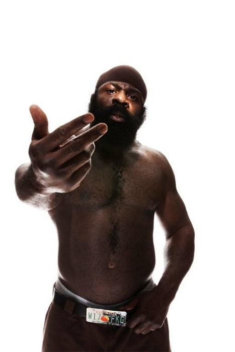 Kimbo Slice by Nigel Parry