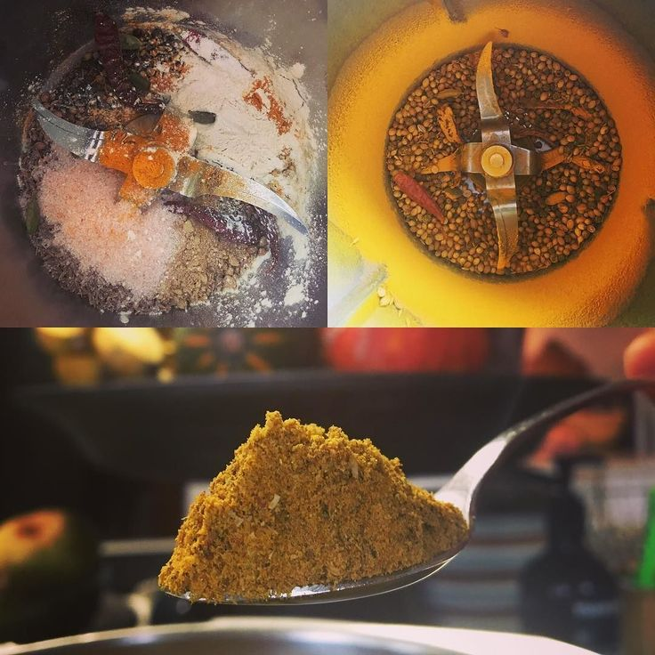 When it's a dreary Sunday what else is there to do but top up your spice blends! Curry powder in the Thermomix   #thermomix #thermomixaus #tm5 #curry #currypowder #homemade #yum #spice #spices #spicemix #indian #turmeric #spicy