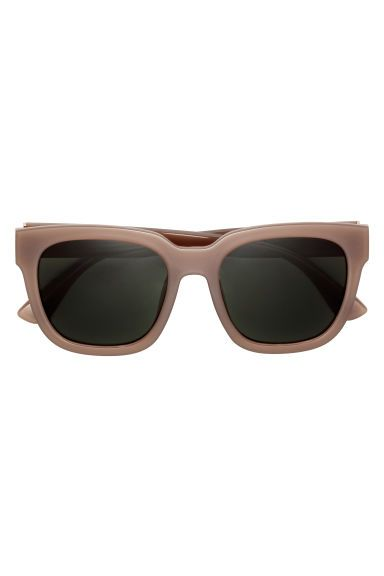 Slnečné okuliare - hnedosivá - ŽENY | H&M SK 1