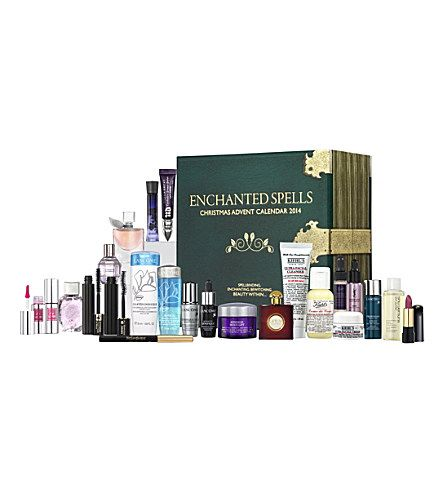 The advent calendars of all advent calendars! SELFRIDGES Selfridges Advent Calendar 2014 Beauty Box