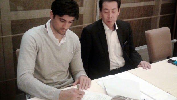 Blog Esportivo do Suiço: Leandro Vissotto fecha com time do Japão