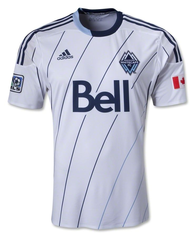 Vancouver Whitecaps FC '14 Home Jersey (XL)
