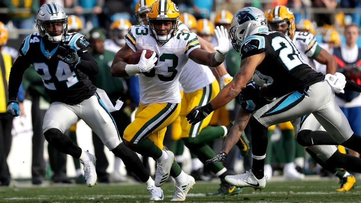 Packers' roster has holes but not at RB, with Jamaal Williams and Aaron Jones