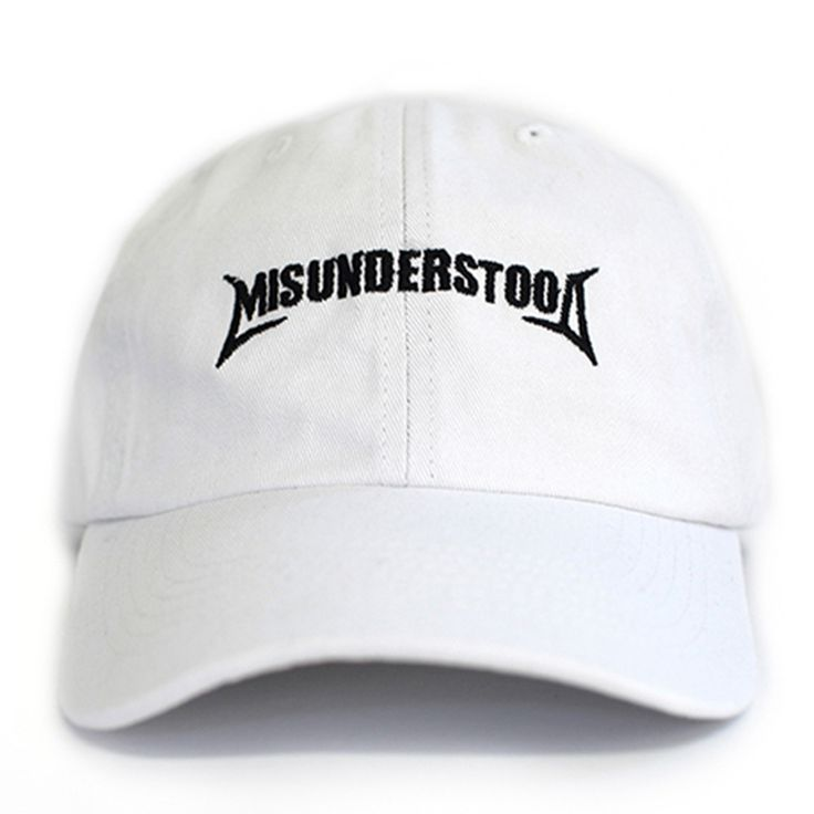 Misunderstood Tour Metallica Dad Hat - Low Stock