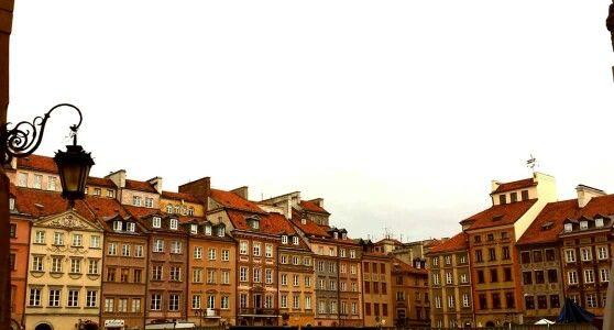 Stare Miasto, Warsaw Poland