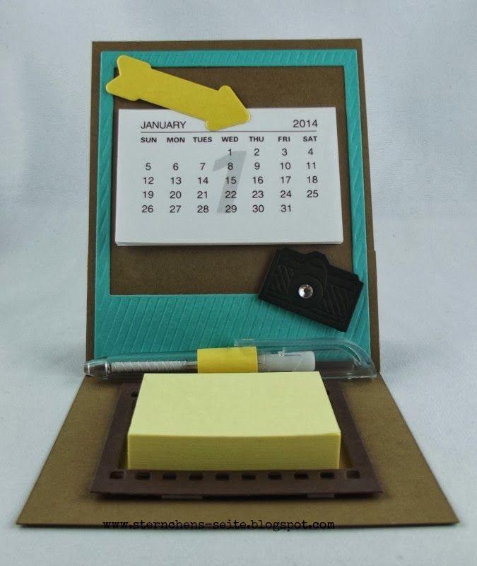 Hallo Ihr Lieben, ich schulde Euch ja noch die Anleitung zu der Easel-Karte für den Schreibtisch. Das hole ich jetzt gerne nach: Ka...