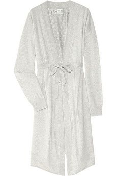 Bathrobes.