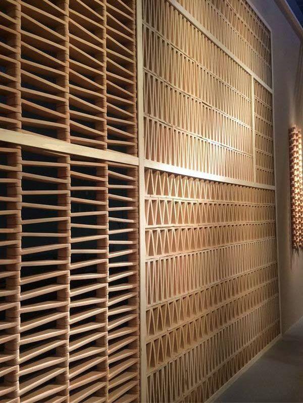 Celosía de cerámica -TERRACERAMICA - Encontrado en Nimú equipo de diseño fb
