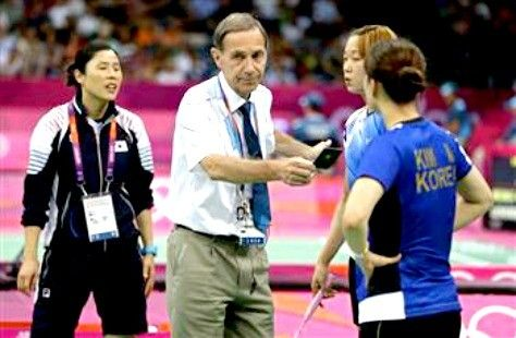 Charges occur after 'thrown' Olympic badminton tournament
