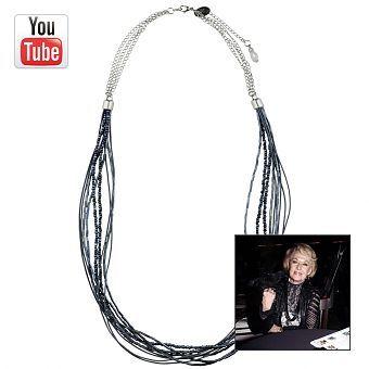 kronjuwelen.com   Video Anleitung Halskette aus Spiral und Stiftperlen   online kaufen