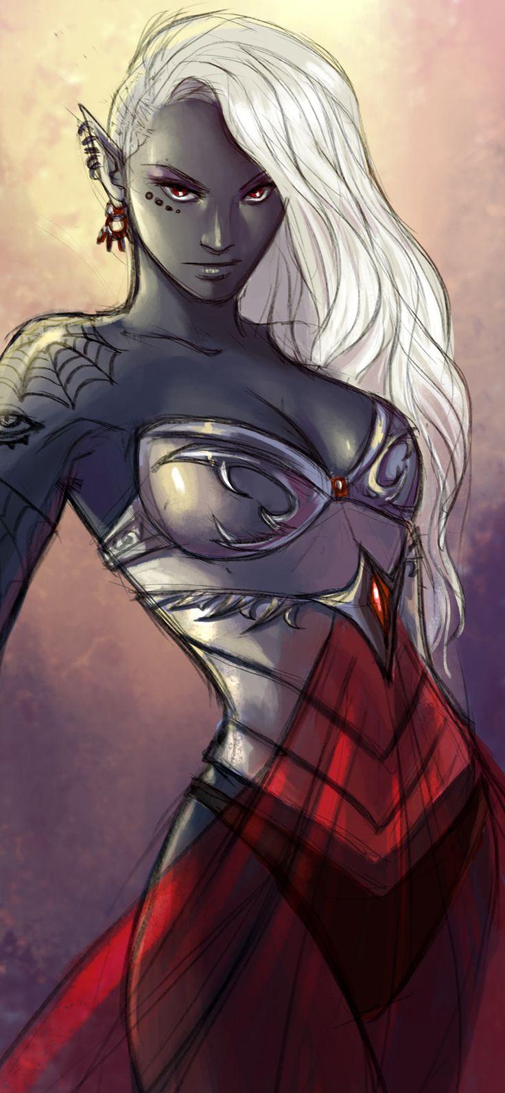 Empress by iara-art.deviantart.com on @DeviantArt