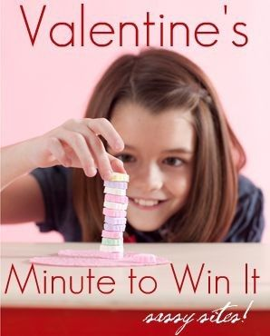 Valentine Minute to Win It
