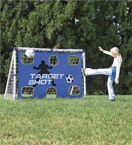 3-in-1 Soccer Trainer Goal (5+Y)