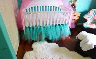 Balerin nasıl yapılır tulle crib etek, yatak odası fikirleri, el işleri, nasıl yapılır, reupholster