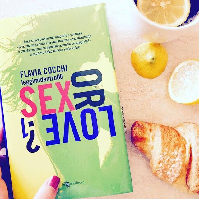 La Fenice Book: [Recensione] Sex or Love 1 di Flavia Cocchi
