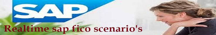 REAL TIME SAP FICO SCENARIOS:Explain Enhancements,Conversions, Interfaces in sap