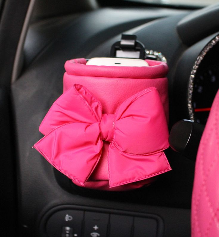 Cool Girly Car Accessories Just For You