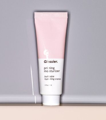 """""""Glossier delivers double with a moisturizer that's also a primer."""" – Mia Adorante, Associate to the Fashion and Style Director Glossier Priming Moisturizer, $25, glossier.com -Wmag"""