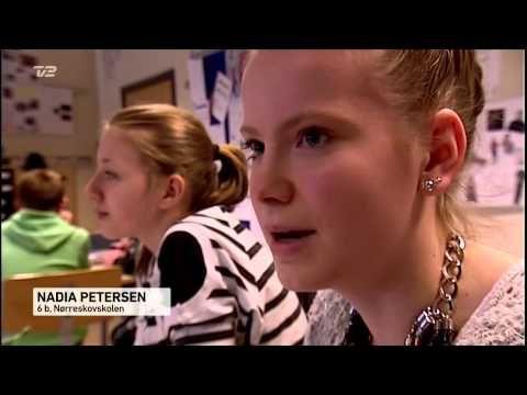 Positiv psykologi på Nørreskov-Skolen - YouTube