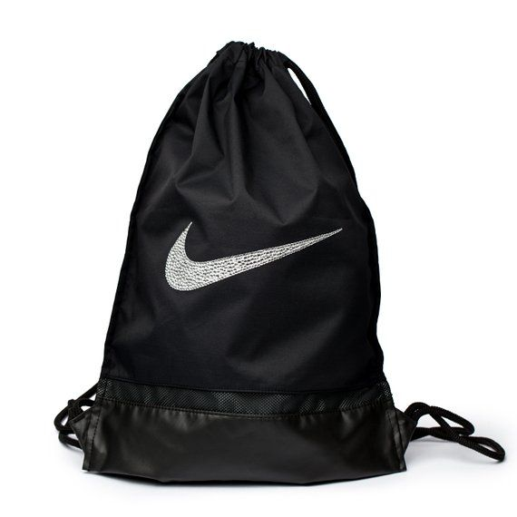 435d1fb4dc Bling Nike Drawstring Backpack Women