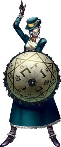 Mayone from Shin Megami Tensei: Devil Summoner: Soul Hackers