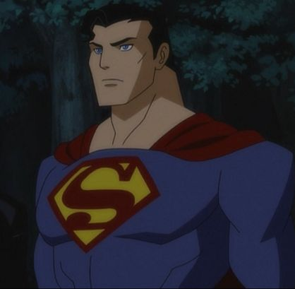 Superman from Justice League Doom