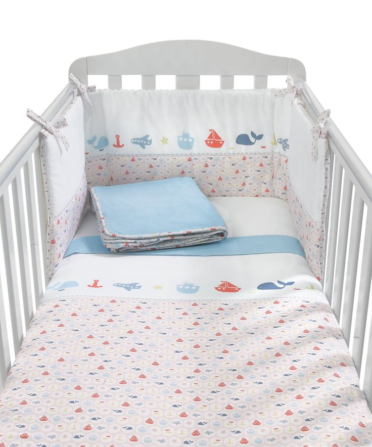 Mothercare Adventure Ahead Bed In A Bag