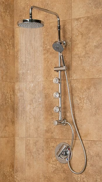 Multiple Shower Head Control best 20+ rain shower system ideas on pinterest | big shower, dream